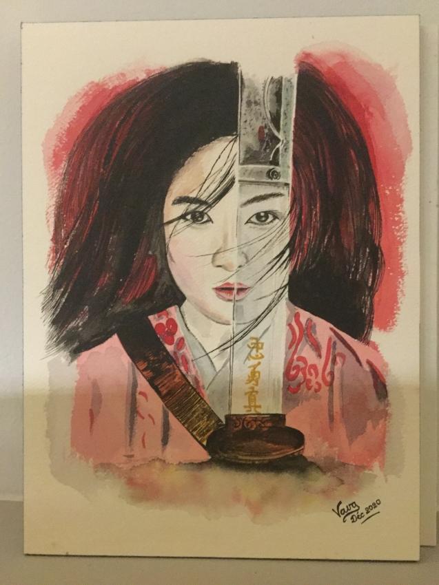 Mulan by vava84